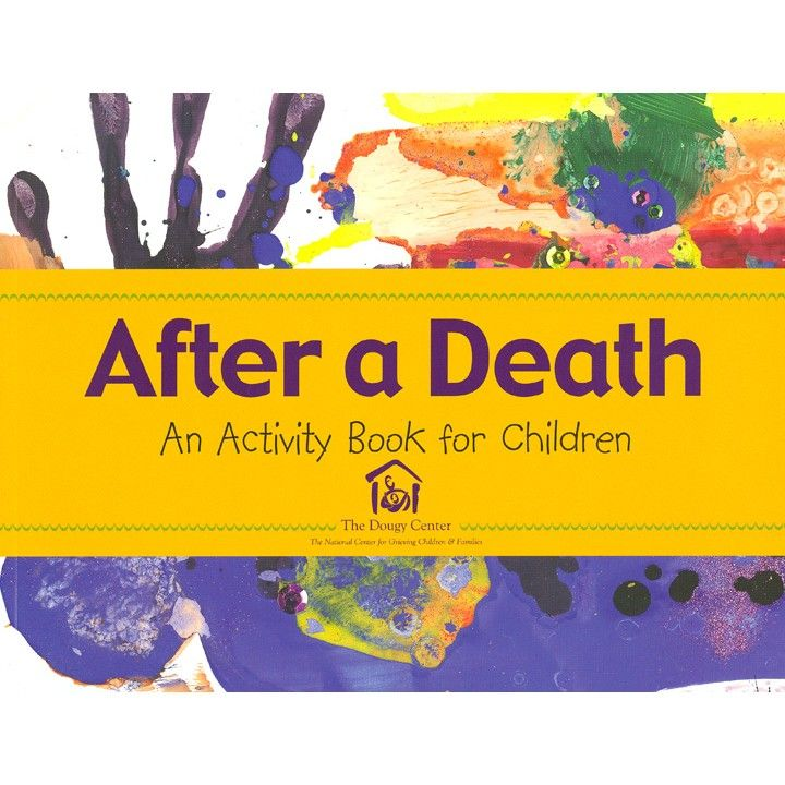 After a Death-An Activity Book for Children