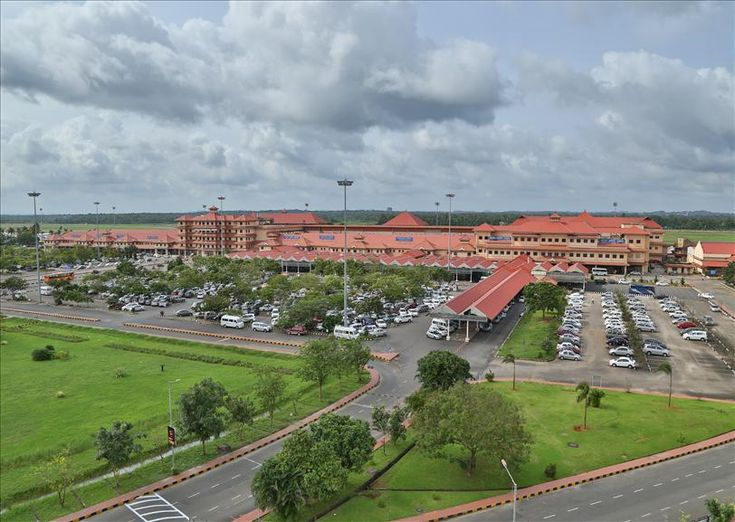 World's First Solar Powered Airport in India