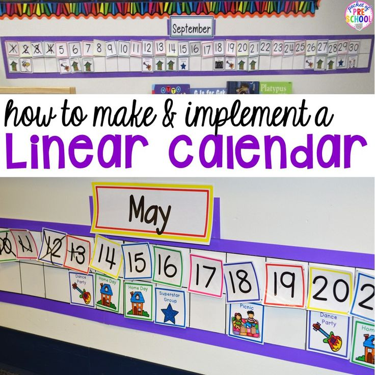 Calendar time. What a hot topic! Everyone does it their own way. Here is a bit about how I do calendar in my preschool classroom. I am...