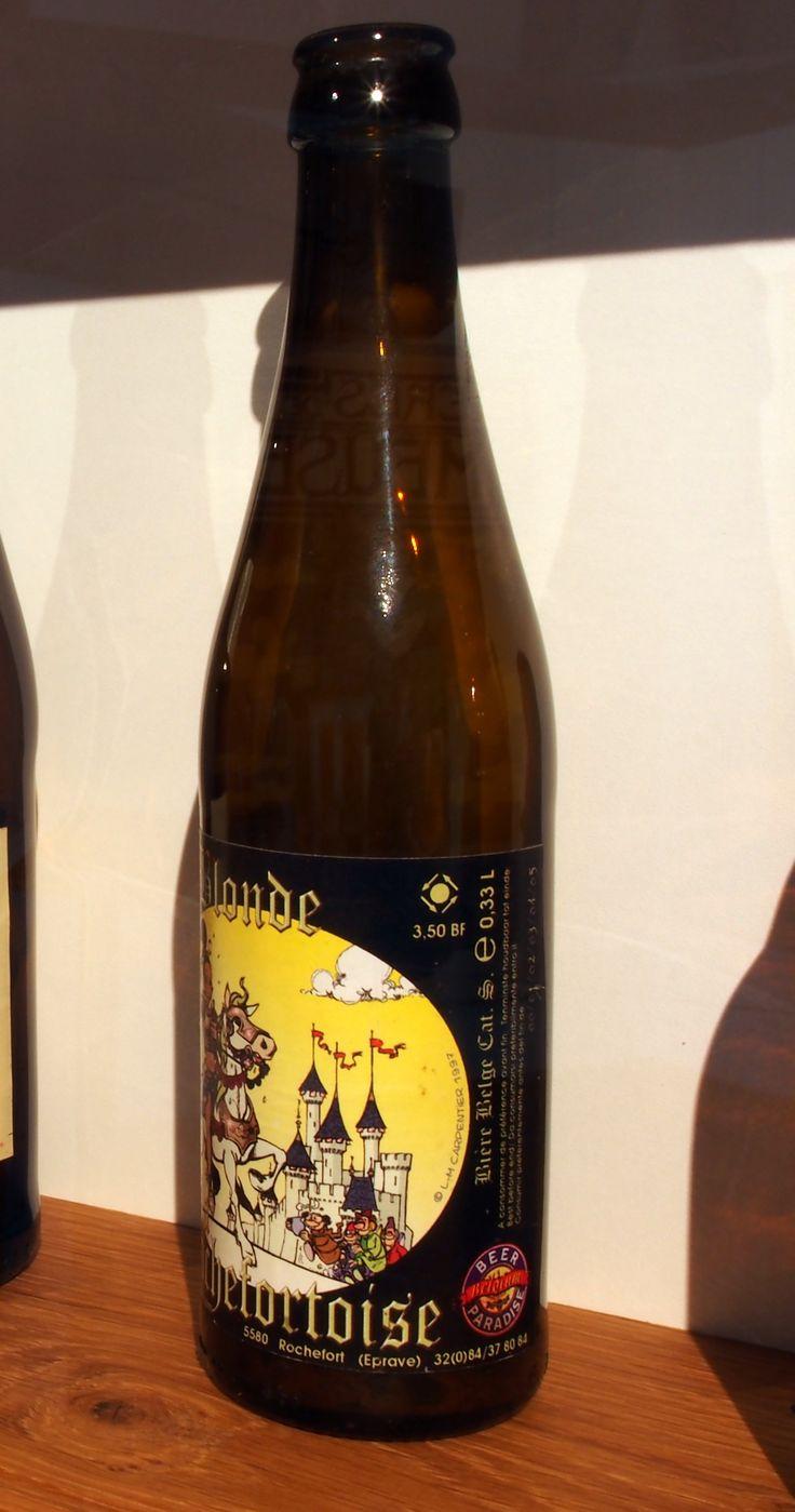 Caulier - La Rochefortoise Blonde (Ale) 6,2% pullo