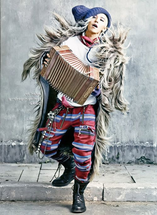 #GDragon #VogueKorea