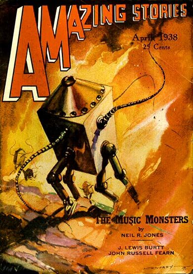 Amazing Stories (avril 1938)