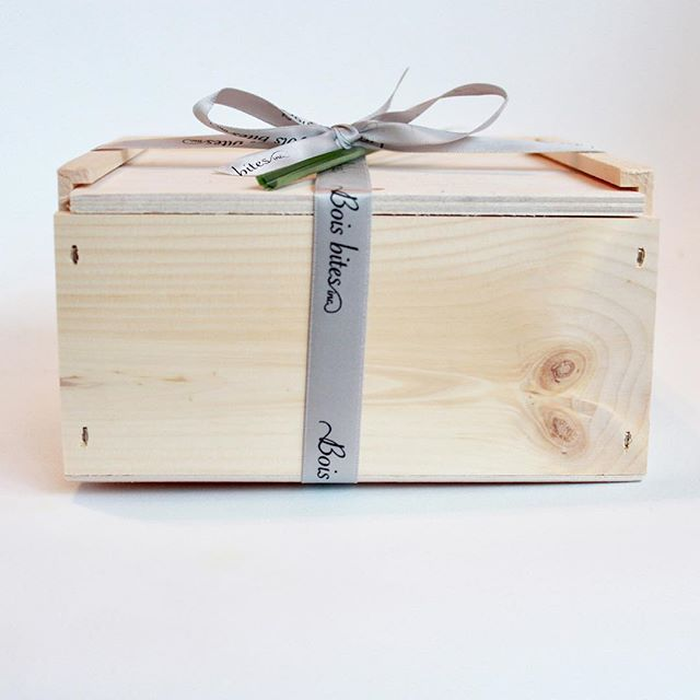 With holidays around the corner, be sure to pick up one of our Heirloom baby boxes! The perfect keepsake filled with products for both baby and Mom! Customize yours today! www.boisbites.com #heirloomgift #babyboxes #giftbox
