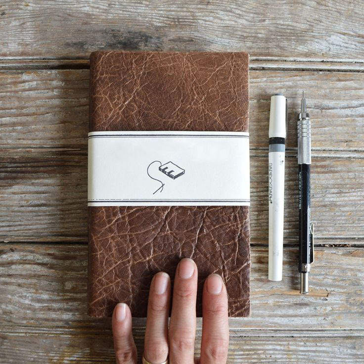 Jot down your new inspirations and private musings in this handsome, hand-bound journal. The cover is crafted from reclaimed leather for a one-of-a-kind, vintage-inspired appeal.  Find the Revival Leather Journal, as seen in the The Maker Movement Collection at http://dotandbo.com/collections/the-maker-movement?utm_source=pinterest&utm_medium=organic&db_sku=96822