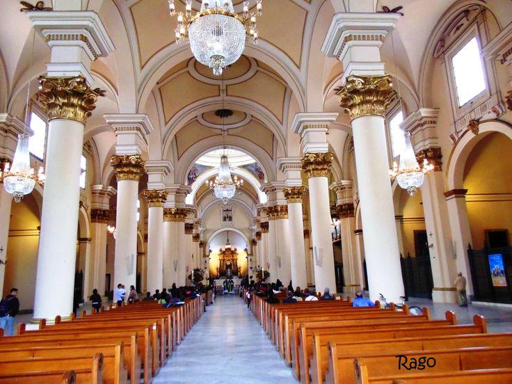Colombia - La Catedral Primada, de Bogotá D.C.