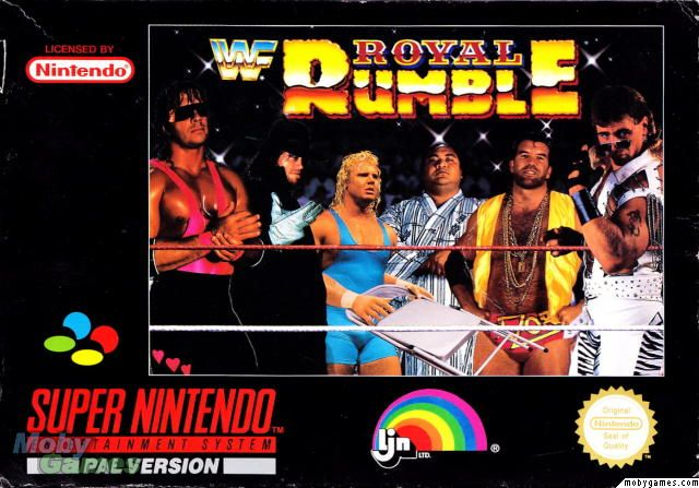 Wrestling game cover Art | Front Cover | Back Cover | Media