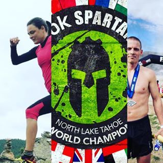 Big congrats goes to back-to-business #ocr legend hobbie call and olympic athlete and '15 champion zuzana kocumova - both are #spartanrace world champions!!! Superb news!