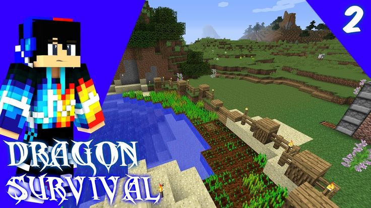 Dragon-Survival #2(Φτιάχνω τις Φάρμες)