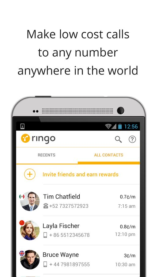 Ringo International Calling App Launched in India |Best International voice calling app|