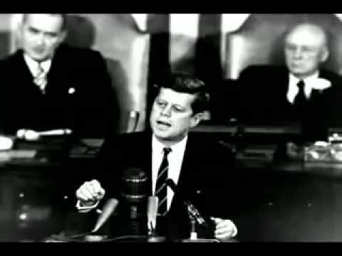 JFK - The Speech That Killed Him.