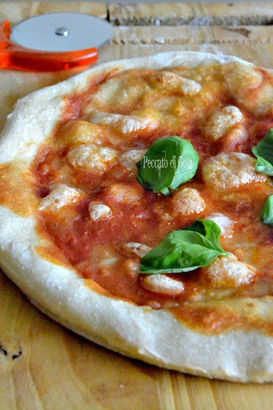 Pizza+con+lievito+madre+ricetta+napoletana