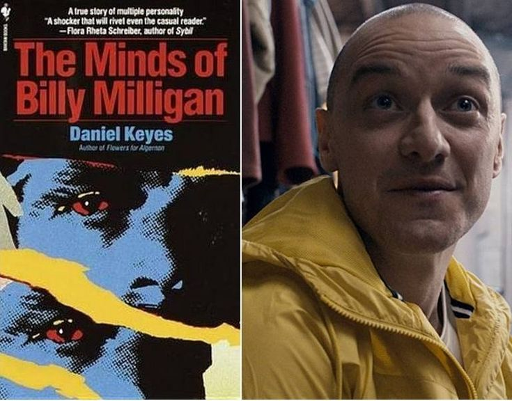 """Meet Billy Milligan: Real Life Inspiration for the Movie """"Split"""""""
