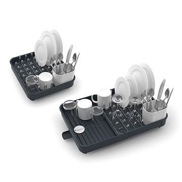 Look what I found at UncommonGoods: Expandable Dish Rack for $55 #uncommongoods