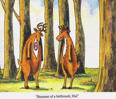 Bummer of a birthmark, Hal.