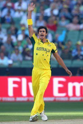 ICC World Cup 2015, Match 2, Australia v England, - Photos - ICC Cricket World Cup 2015