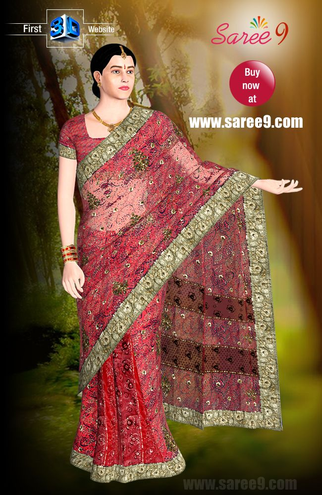 Saree9 have now introduced its own designer team and are also working with India's top designers.  https://www.saree9.com/