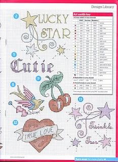 Tattoo cross stitch 1 ...: Craft, Canvas, A Tattoo, Heart Themed, Tattoo Cross Stitch