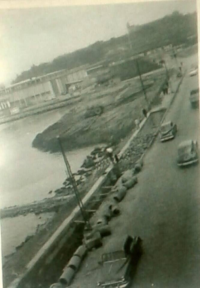 Kadıköy Rıhtım Cayirbasi 1952 İstanbul