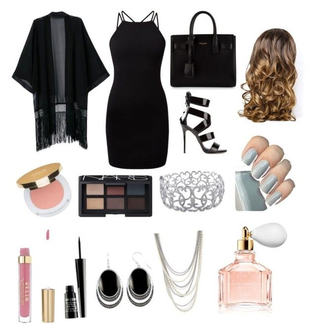 """""""Funeral Attire"""" by elivaughan ❤ liked on Polyvore"""