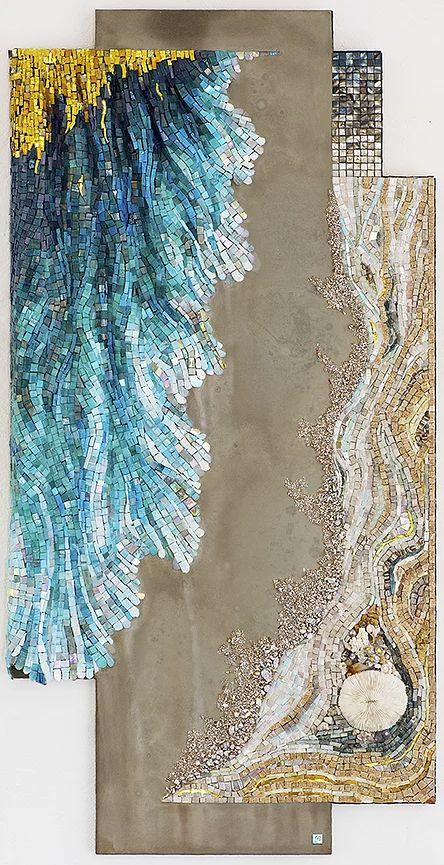 Artist Jaky Pinnock | Mosaic