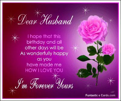 Best 25 Happy Birthday Dear Husband Ideas On Pinterest Happy Wishing A Happy Birthday To My Husband