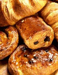 Sugar Free Danish Pastries Recipe
