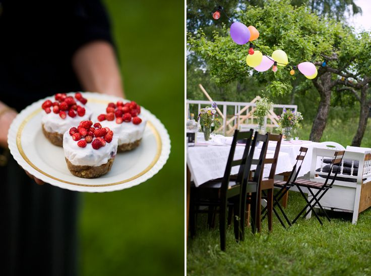 Green Kitchen Stories » Swedish Midsummer Celebrations {Summer Berry Cake}