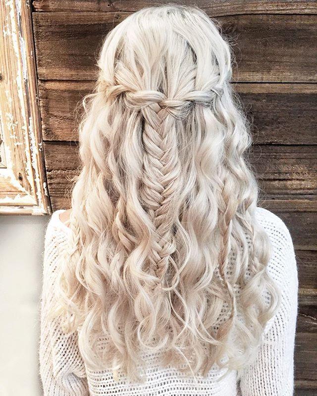 Mermaid Hairstyles this years top mermaid hairstyles 21 Pretty Braids T O Wear All 4th Of July Weekend