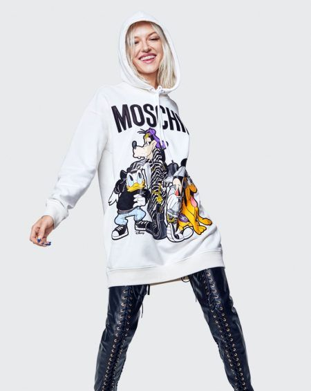 2702d395c01 You Have to See the Moschino x H M Lookbook
