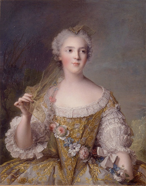 Princess Sophie-Philippine daughter of Louis XV