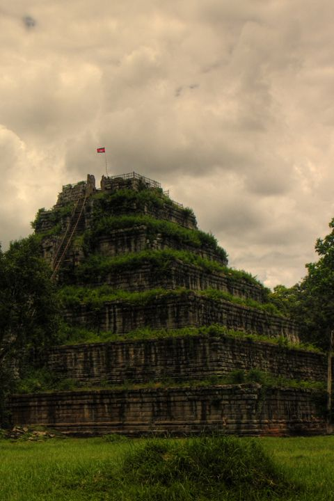 Koh Ker is an archaeological site famous for its numerous monuments spread across the flora and fauna of Preah Vihear province of Cambodia. For more information visit http://www.guiddoo.com/