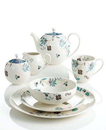 Monsoon Dinnerware Collection by Denby, Veronica Collection