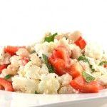 Bloemkoolsalade met feta