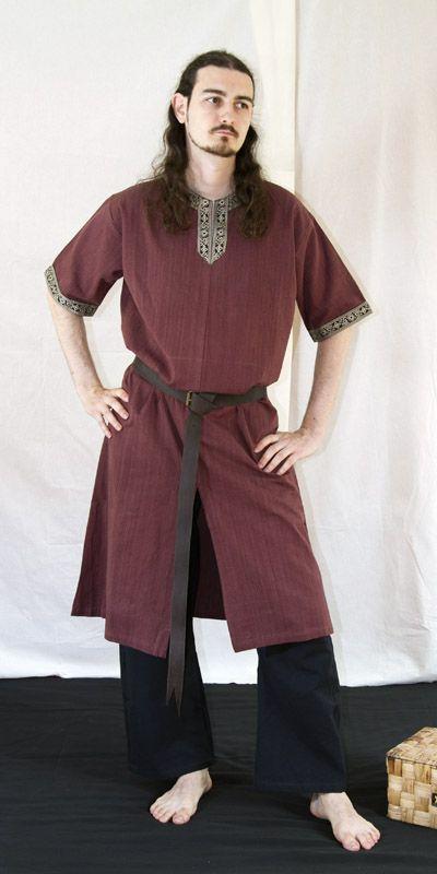 trajes medievales   Traje medieval completo de verano 2