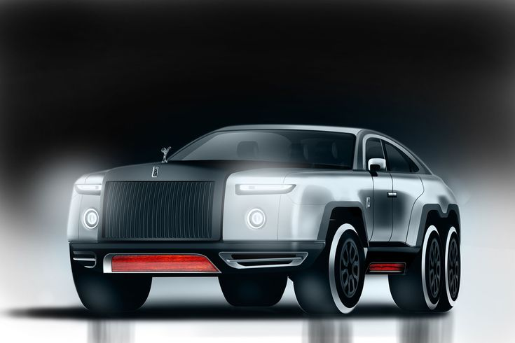 With the exception of their aircraft engines, Rolls-Royce has a decidedly on-road history. Vivek, an automotive designer from India, had the idea to change the Rolls-Royce lineup with his three-axle concept. With companies like Lamborghini getting in on the SUV...