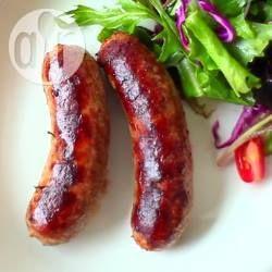Saucisses italiennes maison @ allrecipes.fr