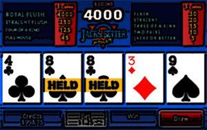 Slik spiller Video Poker Online - Regler, tips og gratis spill