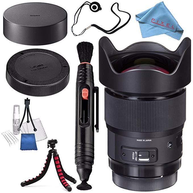 Sigma 20mm F 1 4 Dg Hsm Art Lens For Nikon Ef Art Lens Nikon Lens