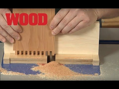 How To Build A Box Joint Jig For Your Router Wood Magazine