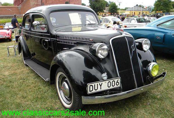 | 1936 Volvo PV 51
