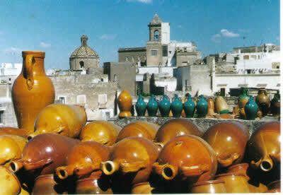 Puglia Le ceramiche di Grottaglie #TuscanyAgriturismoGiratola