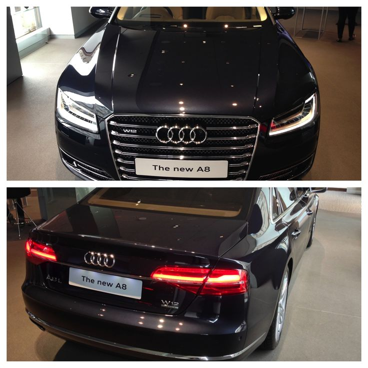 Cars & Life | Cars Fashion Lifestyle Blog: Coolest Car? #Audi #A8 W12