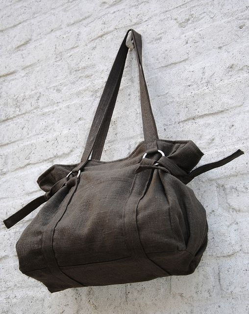 The Tatanne Bag by eloleo.be