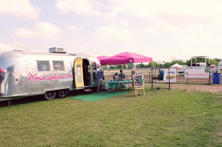 The love of my life- The Boutique On The Go, Monikapolitan's mobile shop!