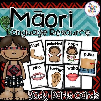 Designed for the New Zealand classroom these posters feature 18 body part words and the question and answer promotes for learning how to ask and answer 'What is this?' and 'Where is the.....' Perfect for Maori Language week or immersion classrooms. He ana tenei?