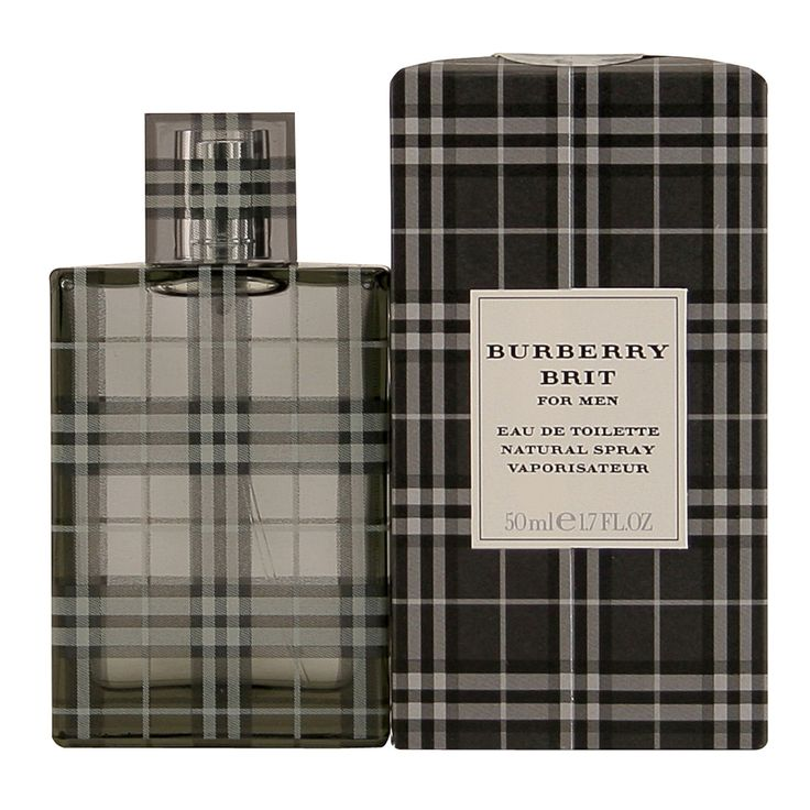 Burberry Brit For Men -Eau De Toilette Spray