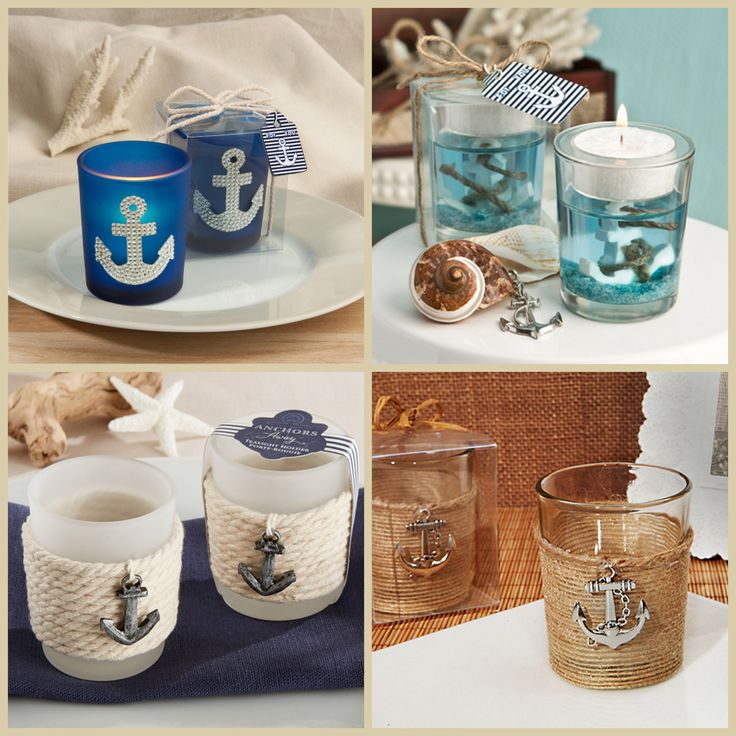 Anchor Candle Holder From HotRef.com