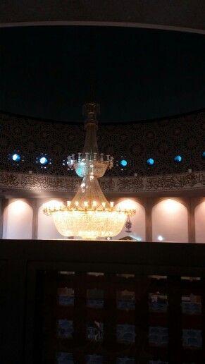 Regents Park mosque. Central London