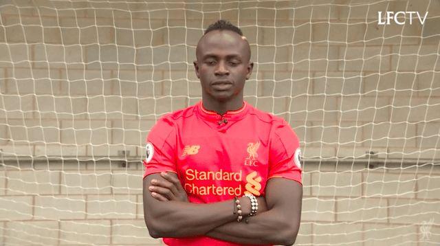 Sadio Mane reveals personal stories to Liverpool TV (Video)