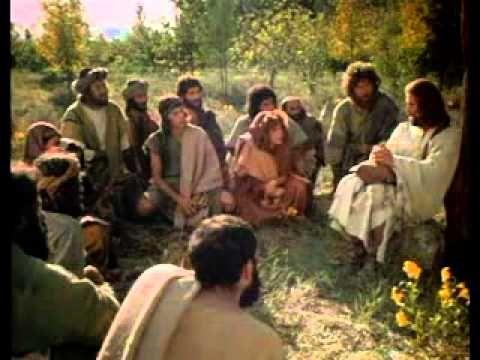 FILME BÍBLICO:  JESUS SEGUNDO EVANGELIO DE SÃO LUCAS.